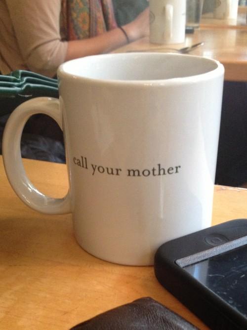 the mug says it all