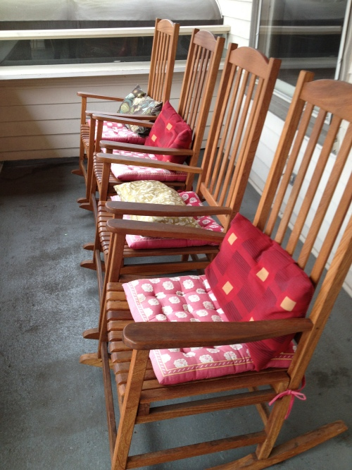 Lela's Porch